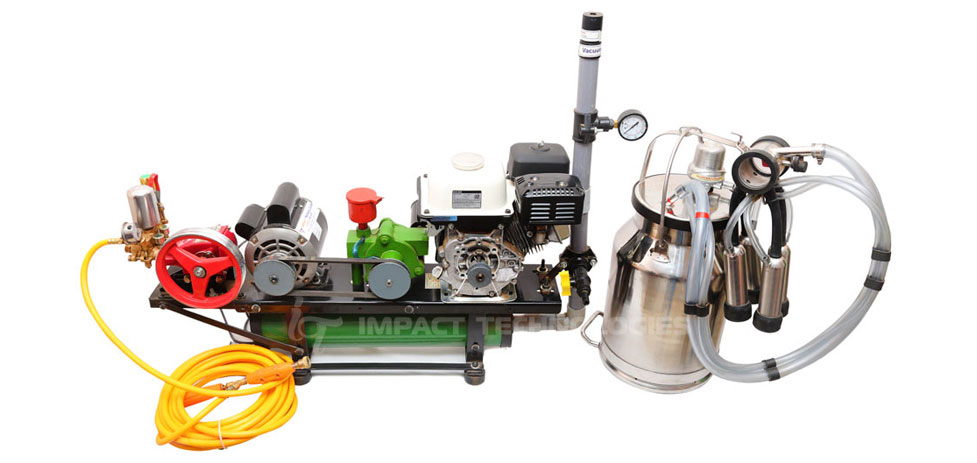 mini milking machine suppliers in bangalore karnataka, impact technologies